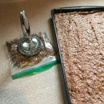 Five Ingredient Brownies | | thenourishedfamily.com