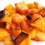 Roasted & Salted Butternut Squash | thenourishedfamily.com