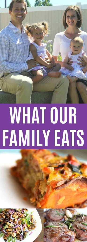 What Our Family Eats   Details of exactly how & what we eat each & every day {Paleo, Gluten free, Dairy free, Ancestral}   thenourishedfamily.com