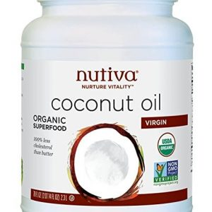 Nutiva Virgin Coconut oil