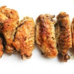 12 Minute Chicken Wings: A ridiculously fast and easy meal for busy weeknights without skimping on nutrient density. Serve these with a big salad, roasted root vegetables, or asautéed green. | thenourishedfamily.com