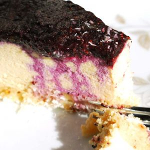 Cheese-less Cheesecake | Featured Image | thenourishedfamily.com