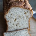 Gluten Free Sandwich Bread | No-knead, light & fluffy | thenourishedfamily.com