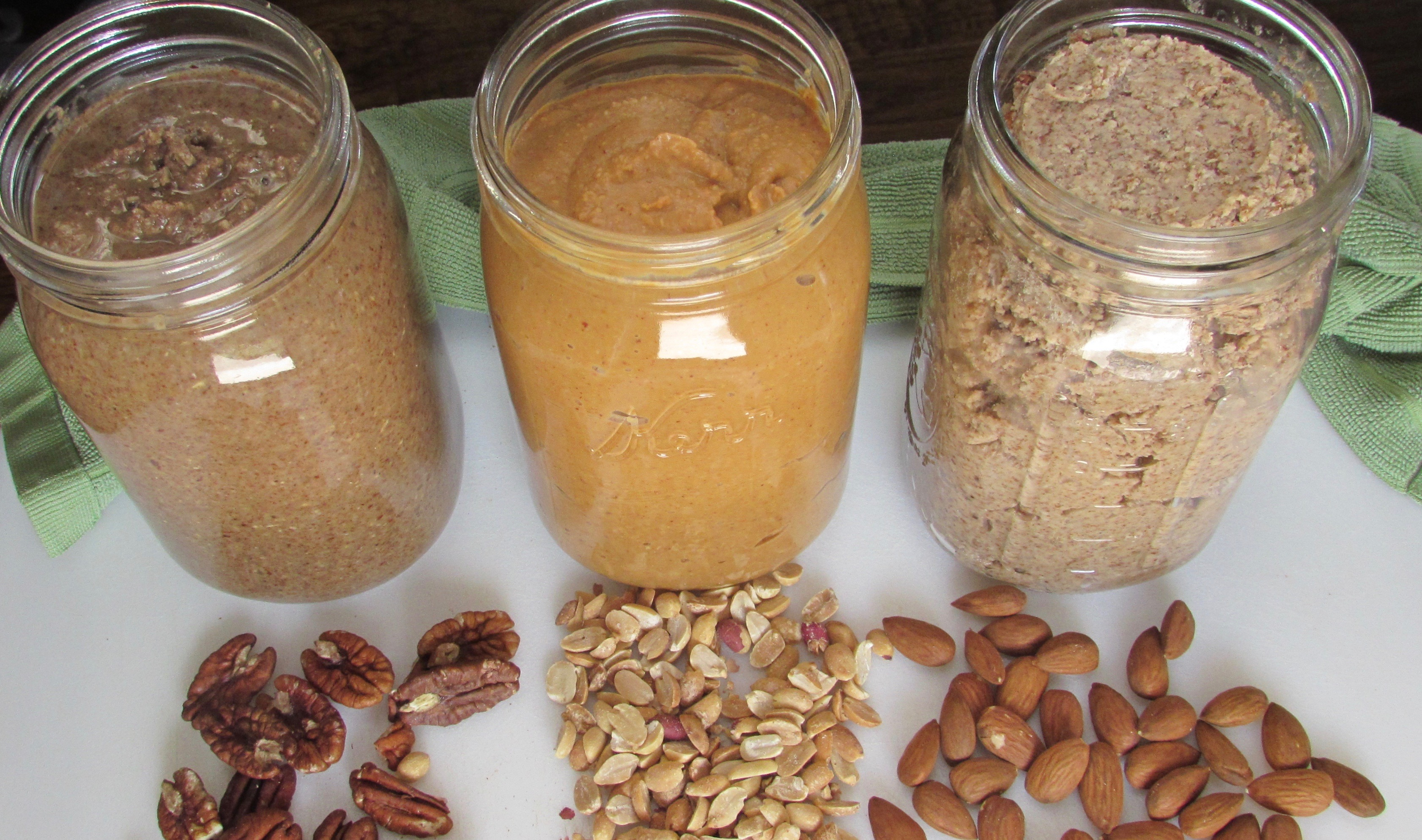 Home Ground Nut Butters | thenourishedfamily.com