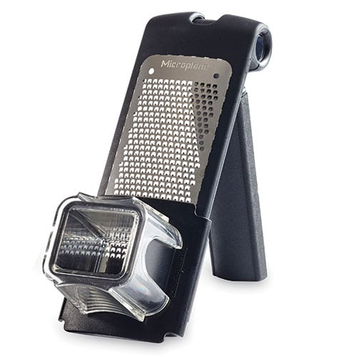Pampered Chef MICROPLANE® ADJUSTABLE FINE GRATER
