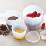 Pampered Chef SILICONE PREP BOWL SET