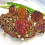 Easy Homemade Meatloaf {Gluten & Egg Free} | Easy Homemade Meatloaf Paleo is an easy meal to prepare ahead of time, store in the fridge and cook when you get home. Dinner is ready in an hour. | thenourishedfamily.com