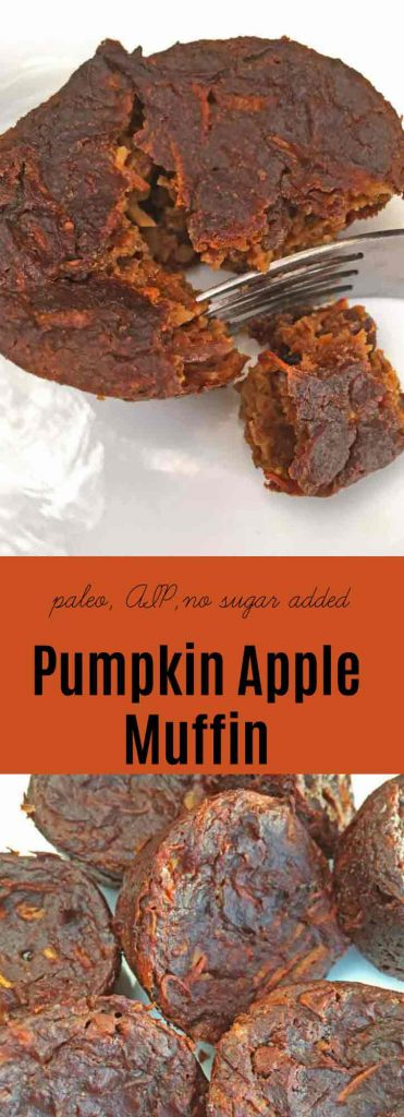 Pumpkin apple Muffin 5