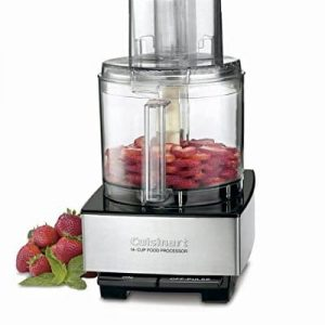 Appliances Cuisinart Food Processor | Such a time saver! | thenourishedfamily.com